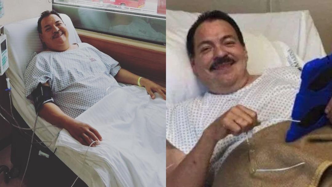 Julio Preciado es internado por Coronavirus
