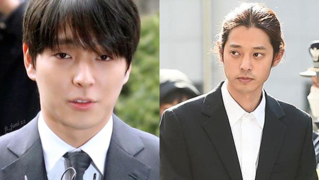 Sentencia Jung Joon Young y Choi Jonghun por violacion