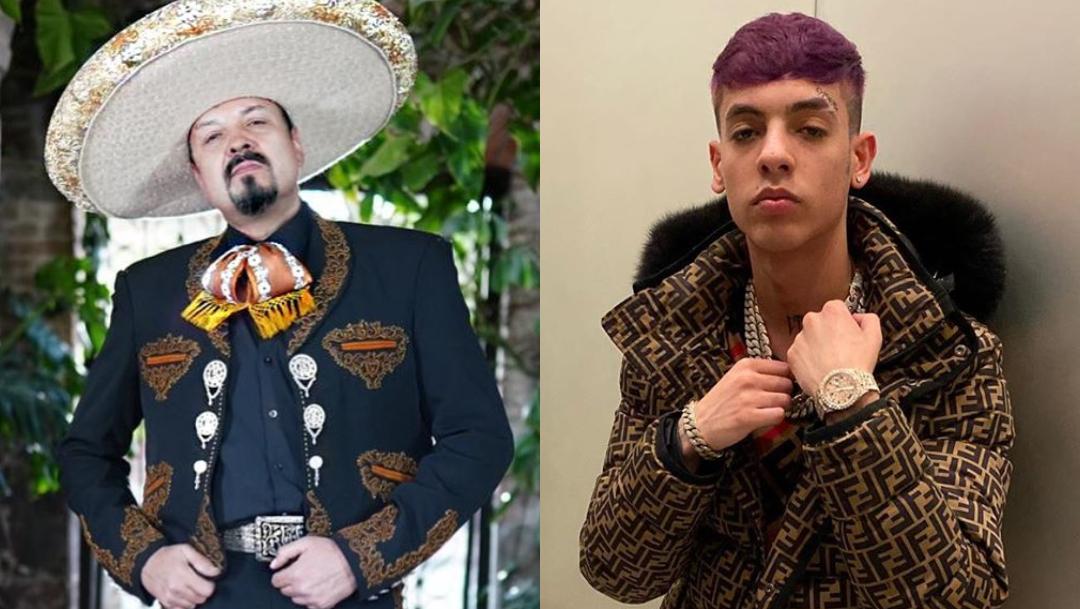 Natanael Cano arremete contra Pepe Aguilar y así responde