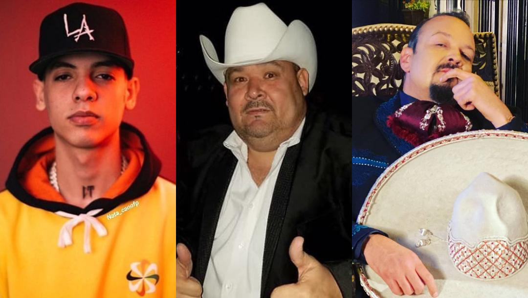 El Coyote defiende a Natanael Cano de Pepe Aguilar