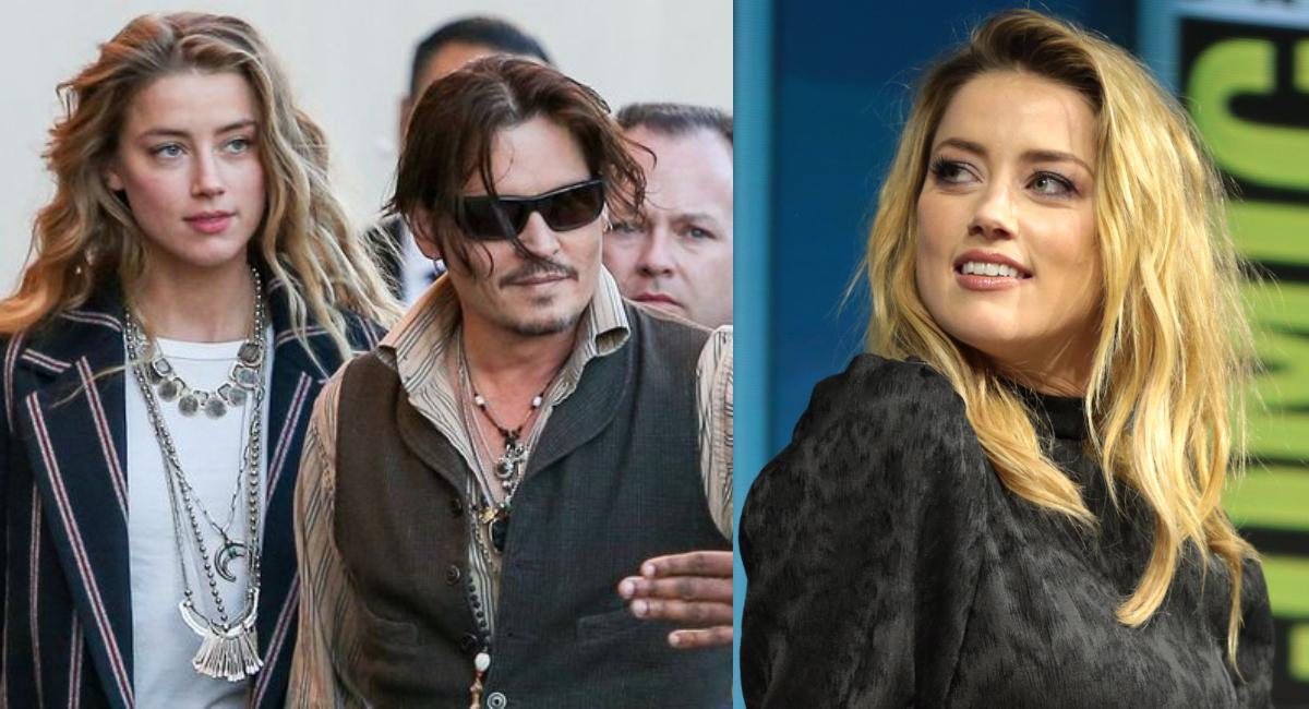 Abogados de Amber Heard renuncian al caso contra Johnny Depp