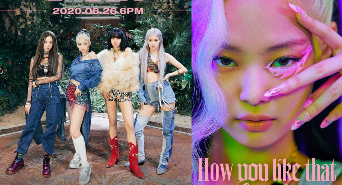 BLACKPINK rompe récord de YouTube con How You Like That
