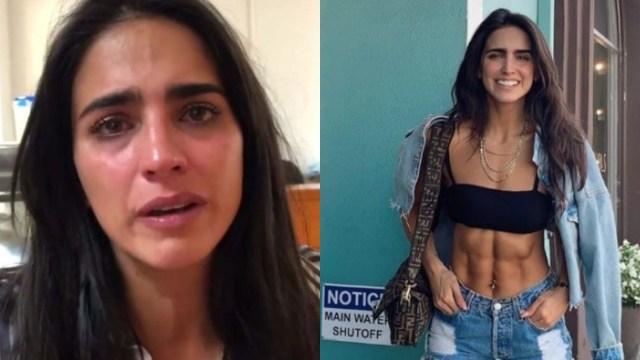 Bárbara de Regil pide disculpas por video y se va de Twitter