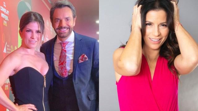 Alessandra Rosaldo por qué no se divorcia Eugenio Derbez