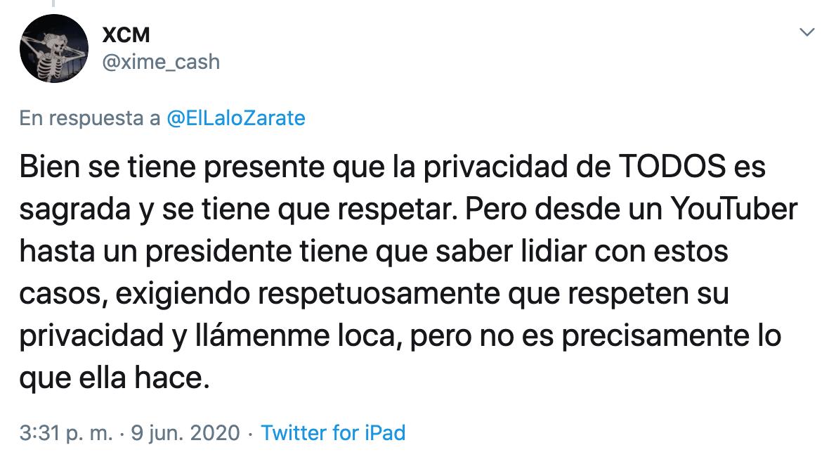 Bárbara de Regil estalla con fan que la llamó por teléfono