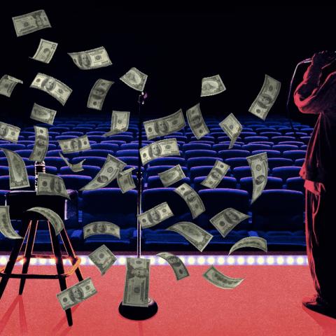 Llévate $25 mil con Distrito Comedia