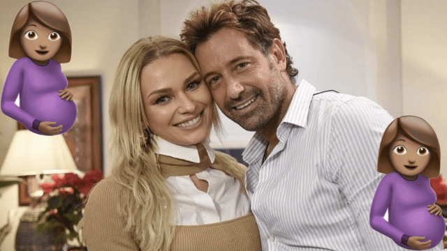 "Vidente felicita a Gabriel Soto e Irina Baeva por su ""embarazo"""
