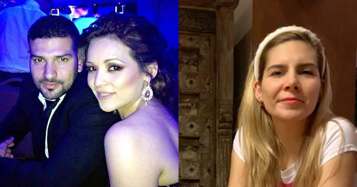 Karla Panini revela cómo inició romance con Américo Garza