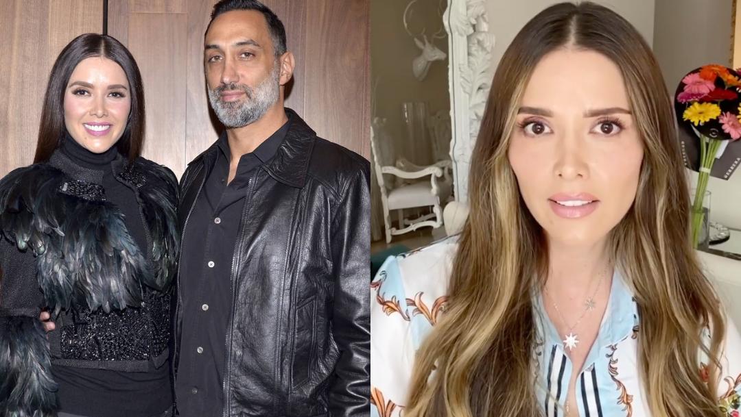 Marlene Favela confirma divorcio de su esposo George Seely