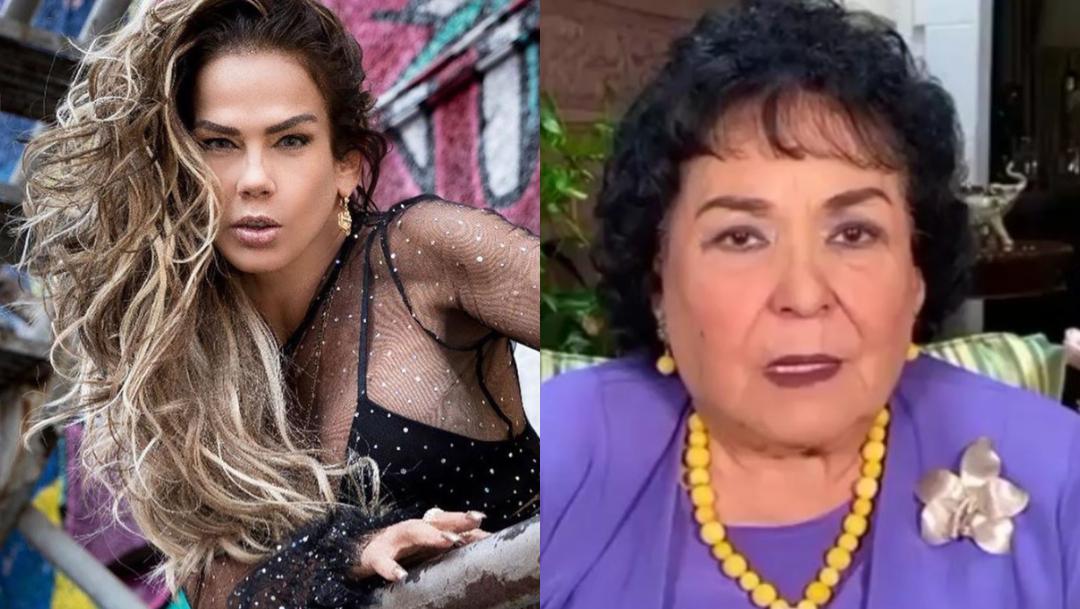 Niurka se burla de Carmen Salinas y la llama convenenciera