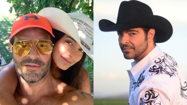 Corren a Pablo Montero y a su novia de playa de Acapulco