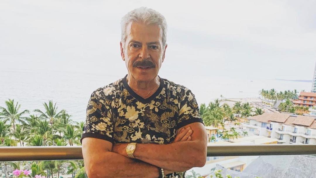 Sergio Goyri deja de ser actor y es mecanico por pandemia