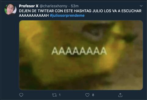 Julio ya comenzó y nos sorprende con estos memes