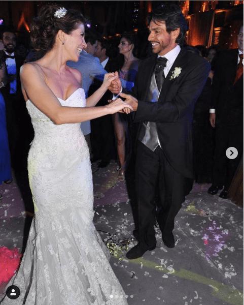 Alessandra Rosaldo le envía conmovedor mensaje a Eugenio Derbez por su aniversario