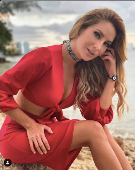 Geraldine Bazán estalla de nuevo contra Gabriel Soto e Irina Baeva