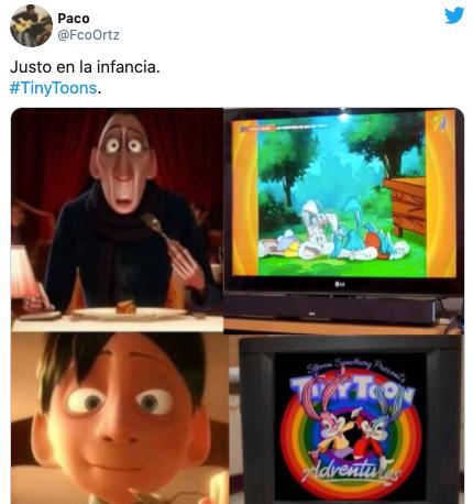 Los Tiny Toons regresan a televisión por Tv Azteca