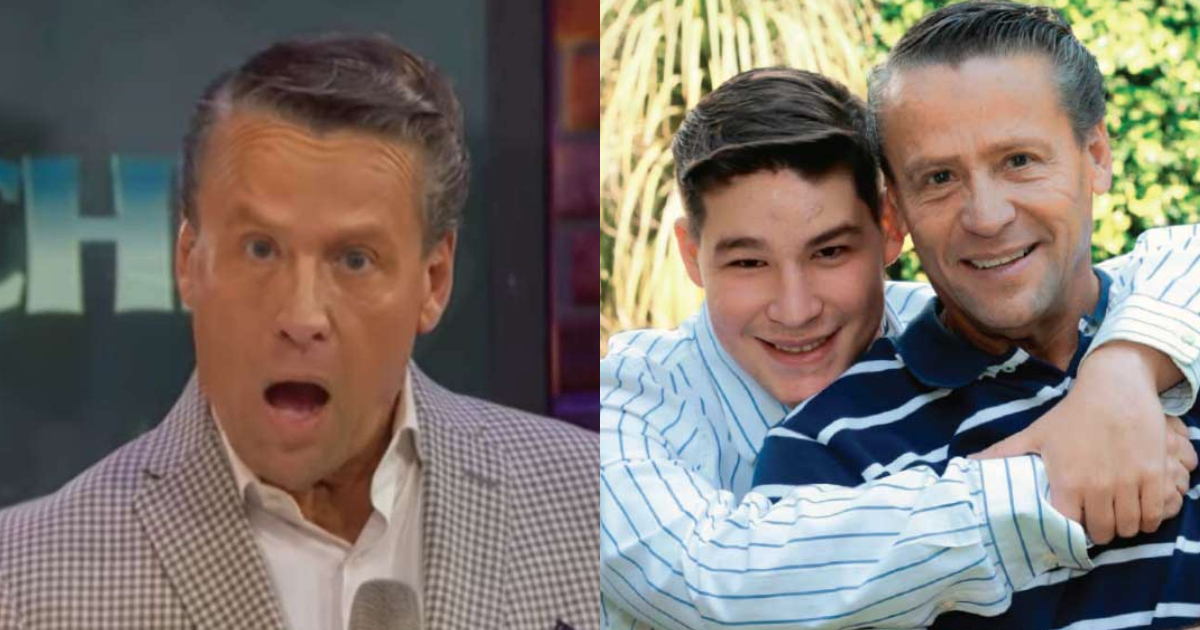 Hijo de Alfredo Adame denuncia que papá lo dejó sin estudios