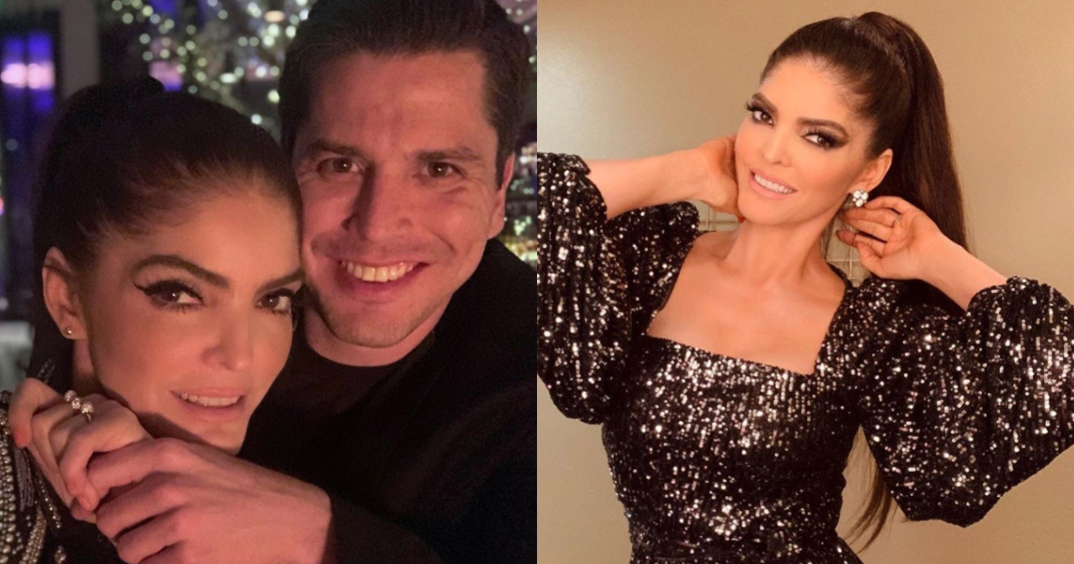 Ana Barbara comprometida se casa con su novio Angel Muñoz