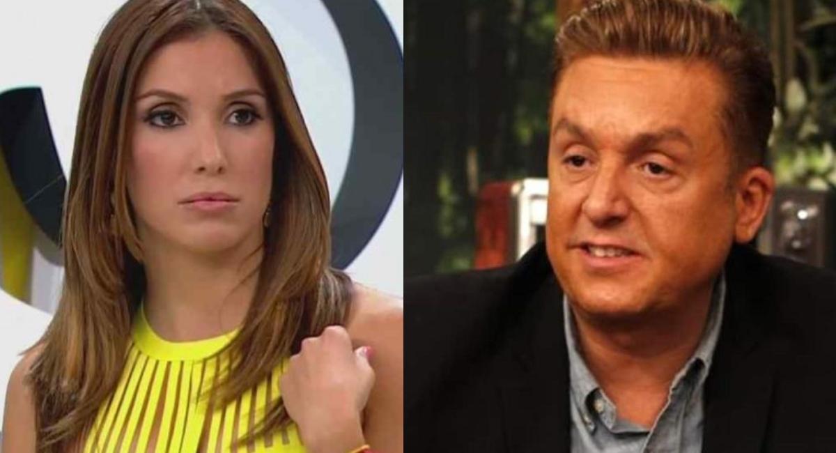 Andrea Escalona: Se burlan de su relación con Daniel Bisogno