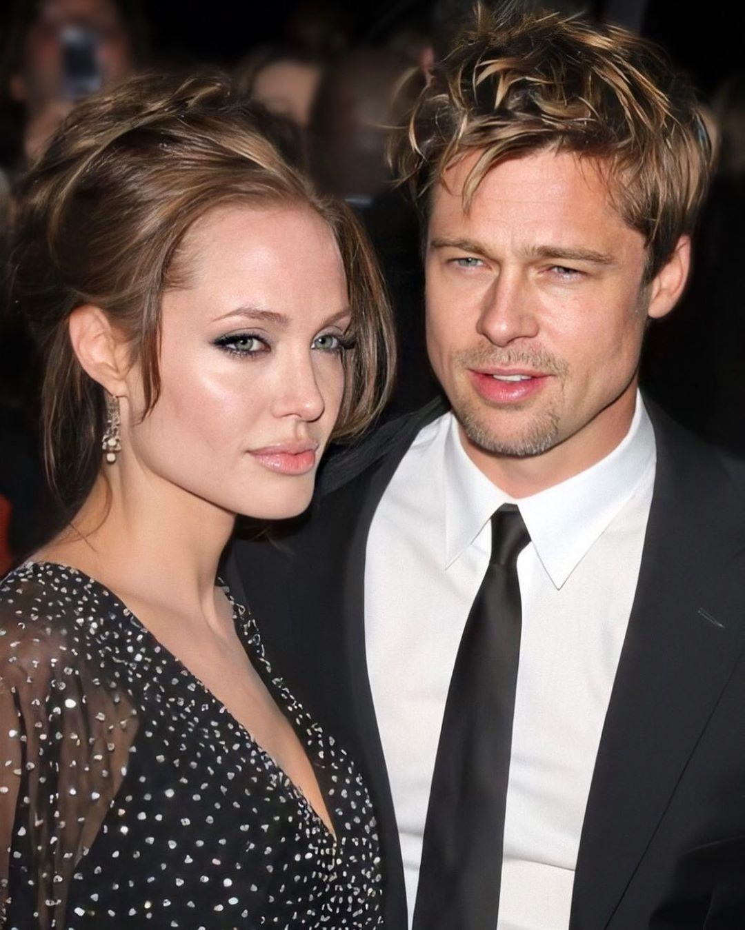 ¿Al fin regresaron? Revelan fotos de Brad Pitt saliendo de casa de Angelina