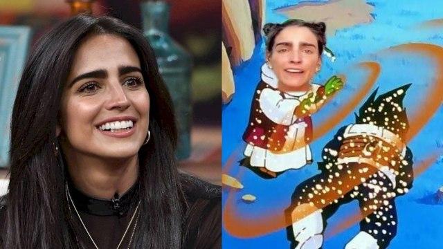 Bárbara de Regil dice que quita dolores con energía: Memes