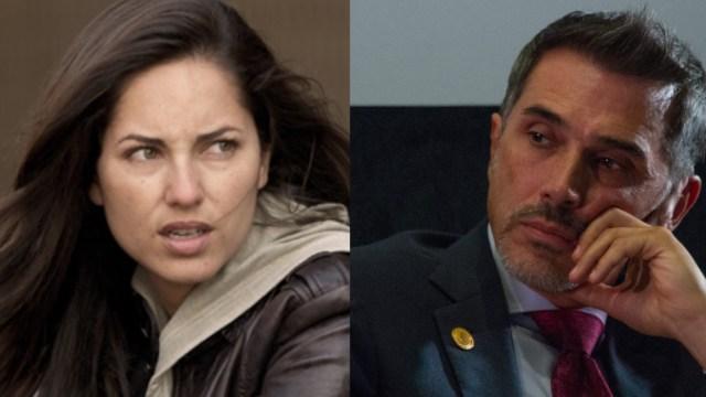 Bárbara Mori habla de su relación tóxica con Sergio Mayer