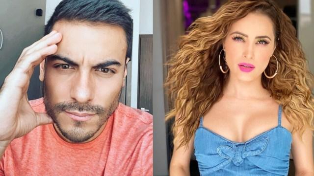 Revelan pruebas de que Carlos Rivera y Cynthia Rodríguez sí se casaron