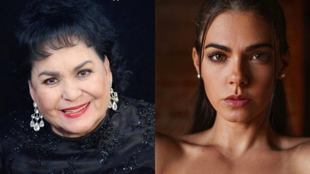 Carmen Salinas critica Livia Brito por agresión a paparazzi