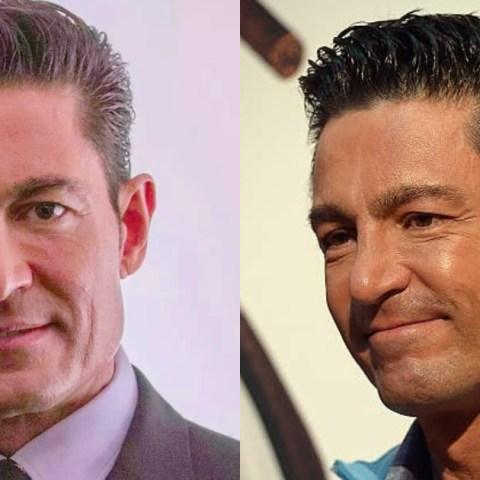 Fernando Colunga muere papá no pudo despedirse de él