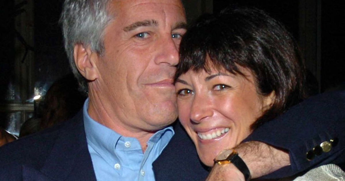 Ghislaine Maxwell detenida por caso Jeffrey Epstein hoy 2020