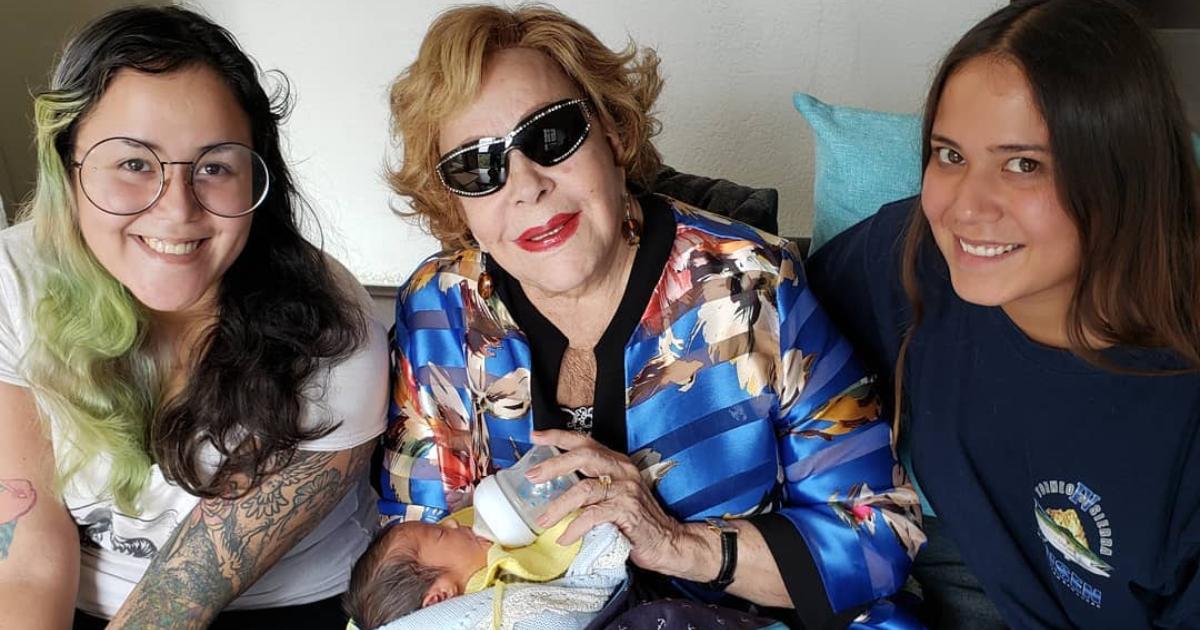 Nieta de Silvia Pinal Giordana Guzmán revela que es bisexual