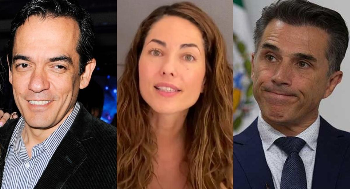 Jorge Reynoso asegura que gracias a Sergio Mayer, Bárbara tiene carrera