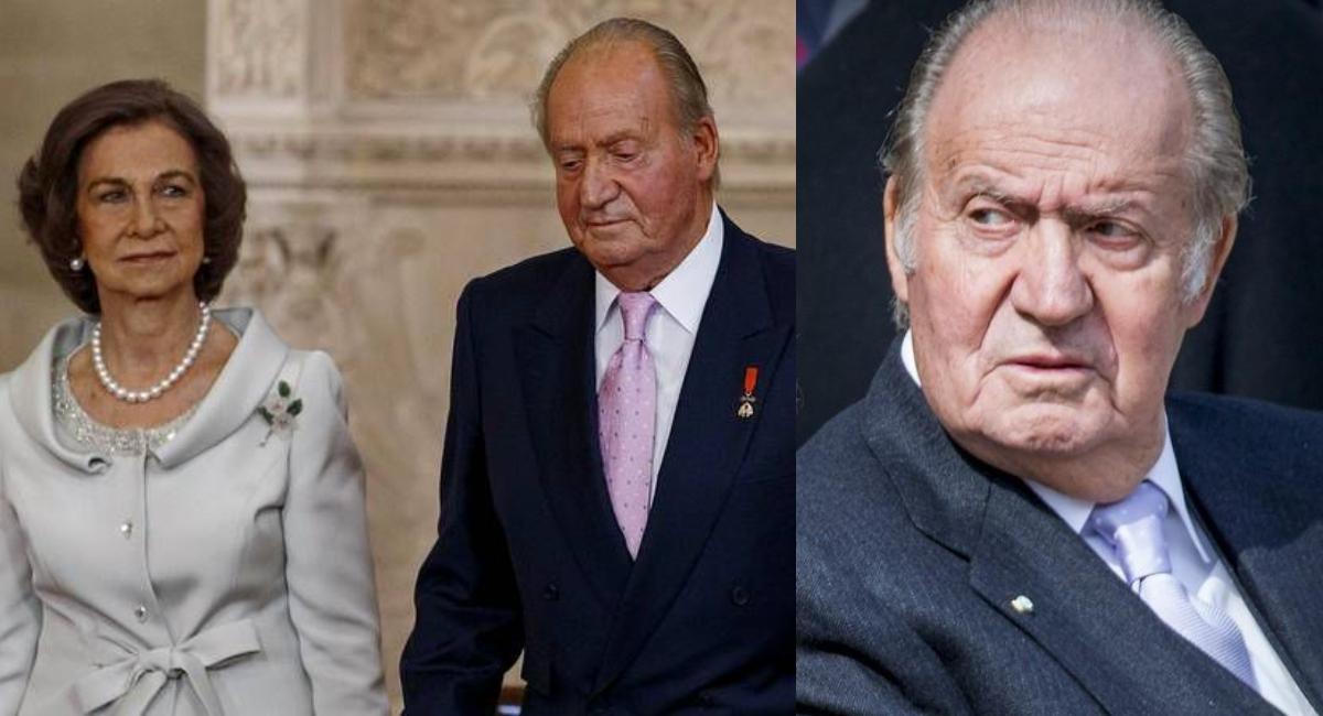 Confirman que Juan Carlos I y Sofía están separados; el ex Rey podría ser exiliado por delitos fiscales
