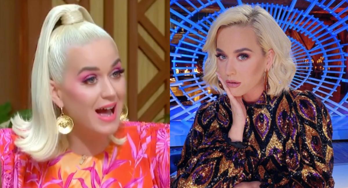 Katy Perry causó polémica al usar vestido mexicano