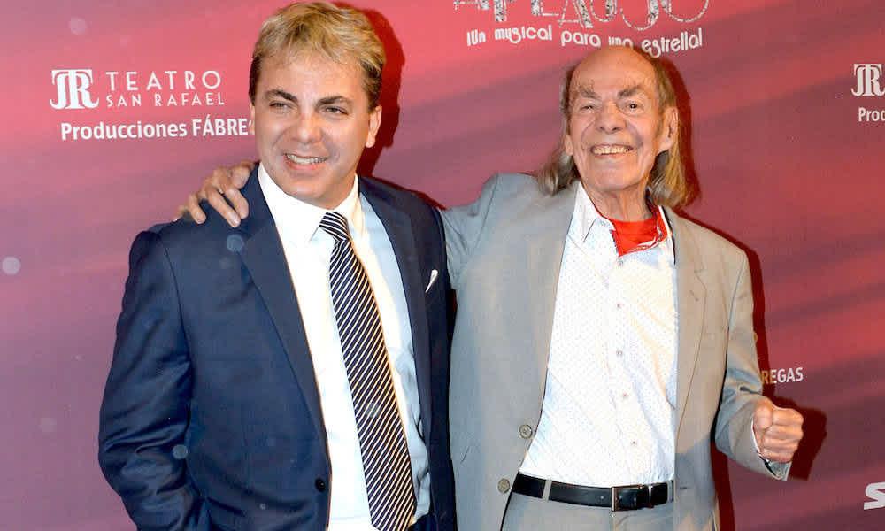 Nieto de Manuel Valdés cree que el actor se está despidiendo