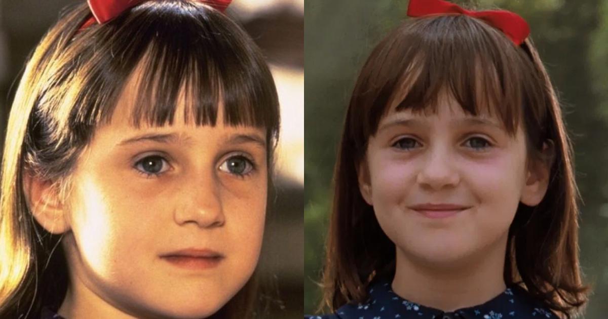 Mara Wilson así luce actualmente Matilda fotos 2020