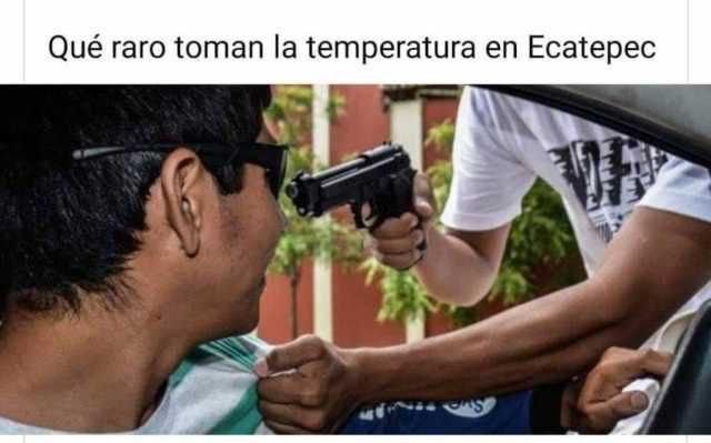 Memes de la toma de temperatura