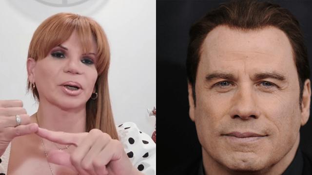 Mhoni Vidente predice que John Travolta va a morir pronto