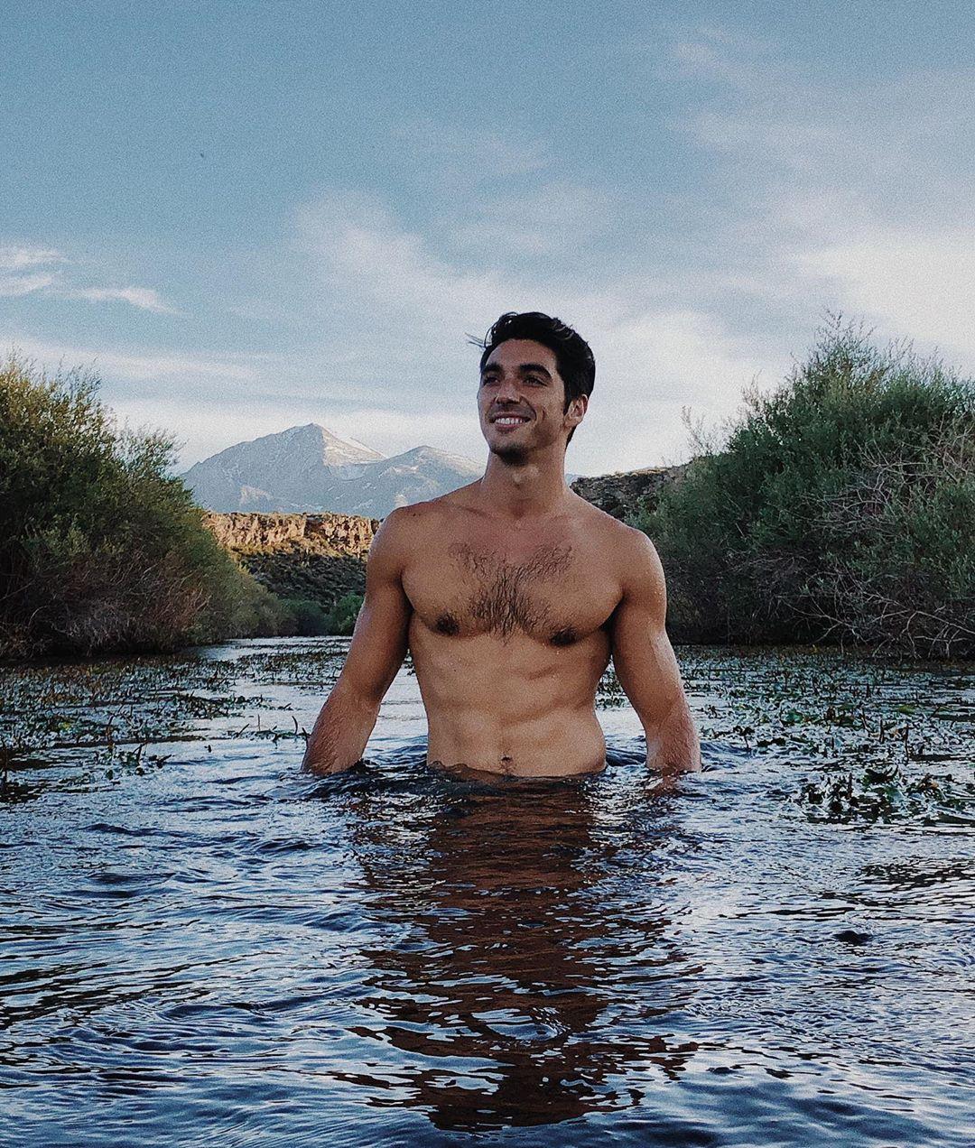 Taylor Perez actor película Stand de los besos mexicano