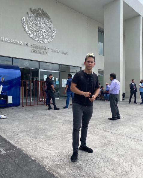 Detienen al YouTuber Alfredo Valenzuela por participar en arrancones en Jalisco