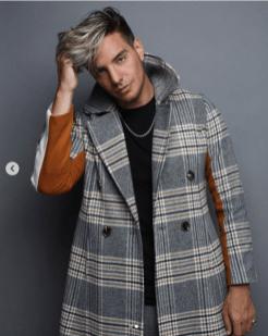 Vadhir Derbez sorprende con un cambio de look radical