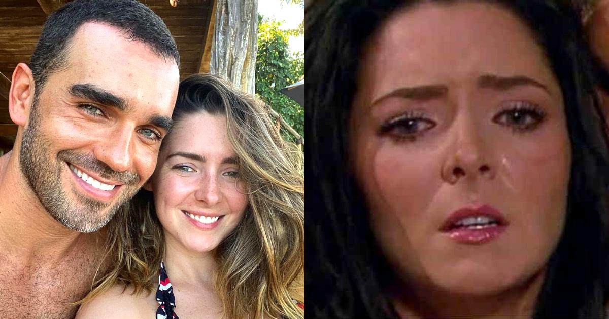 Ariadne Díaz exhibe a baja maridos de Marcus Ornellas