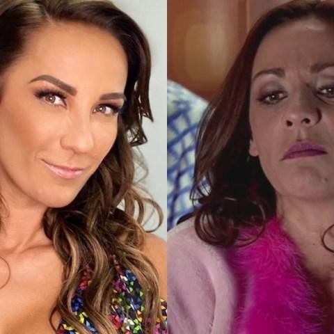 Consuelo Duval respondió a sus supuestas fotos desnuda