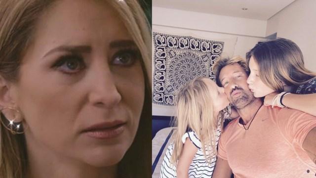 Gabriel Soto hace prueba Covid hijas culpa Geraldine Bazan