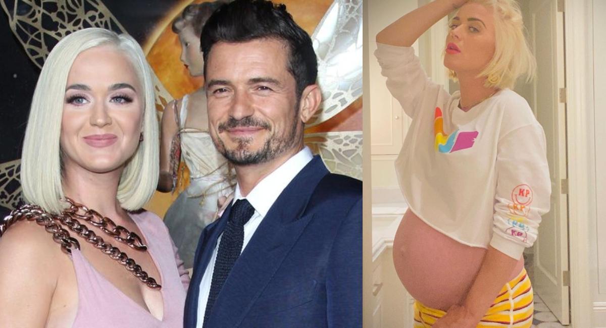 Katy Perry y Orlando Bloom: Nace Daisy, su primera hija