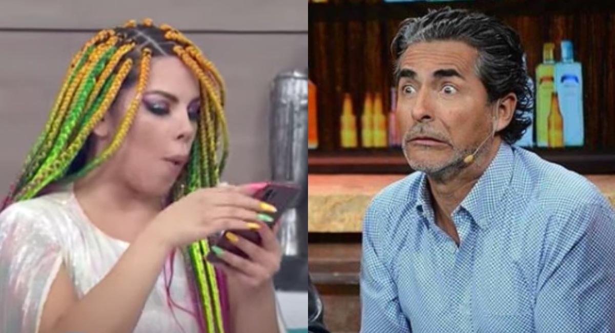 Lizbeth Rodriguez expone a infieles en programa Hoy