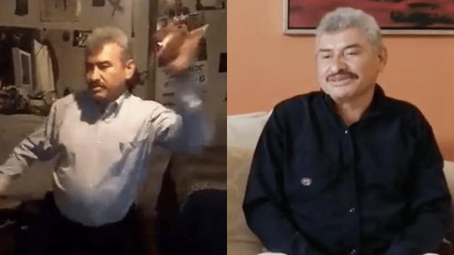 """Lobo Vázquez revela la conmovedora historia detrás de su baile de """"Danger"""""""