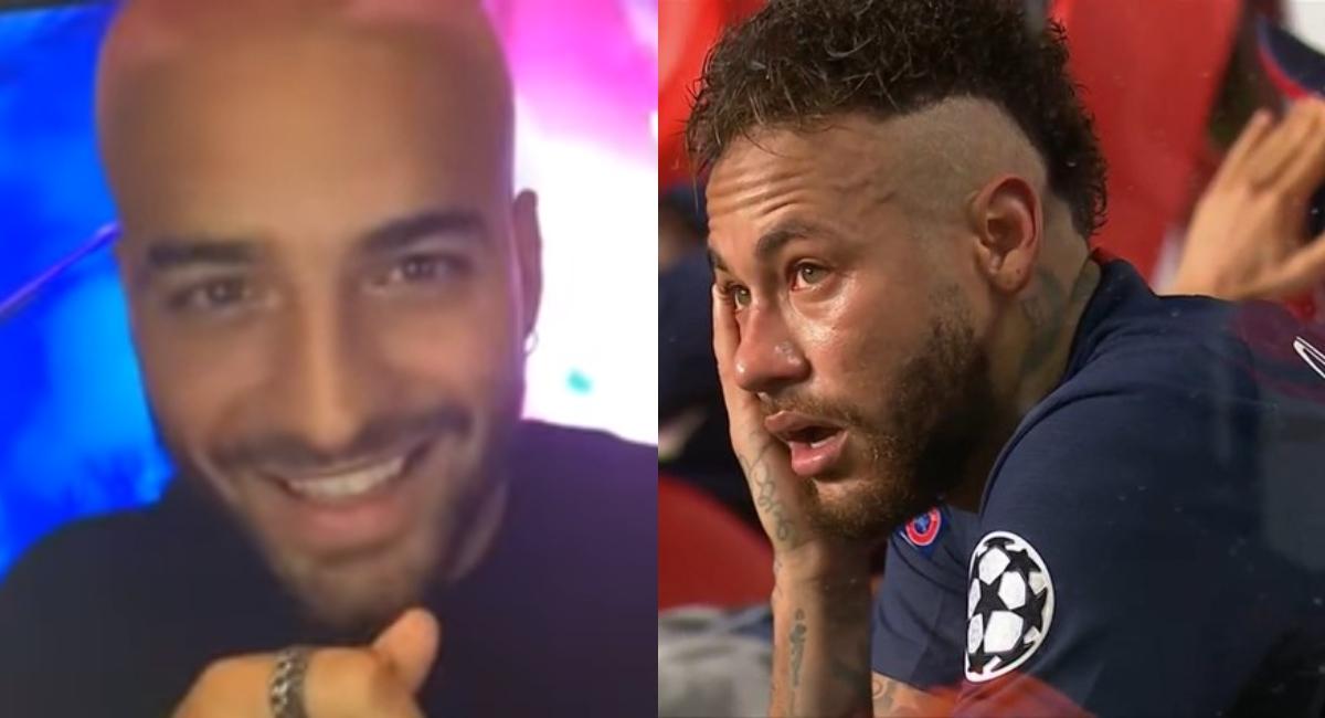 Maluma aclara su situación con Neymar y con Natalia Barulich