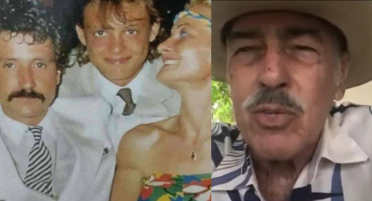 Andres García confirma que Luisito Rey mató a Marcela Basteri, mamá de Luis Miguel