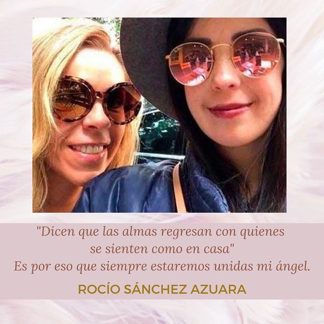 Rocío Sánchez Azuara habla de la enfermedad y muerte de hija